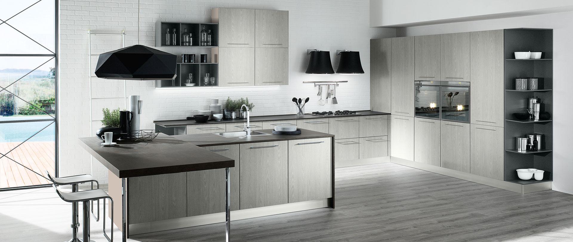 Brio cucina moderna mobilturi arredi 2000 for Cucine da arredo