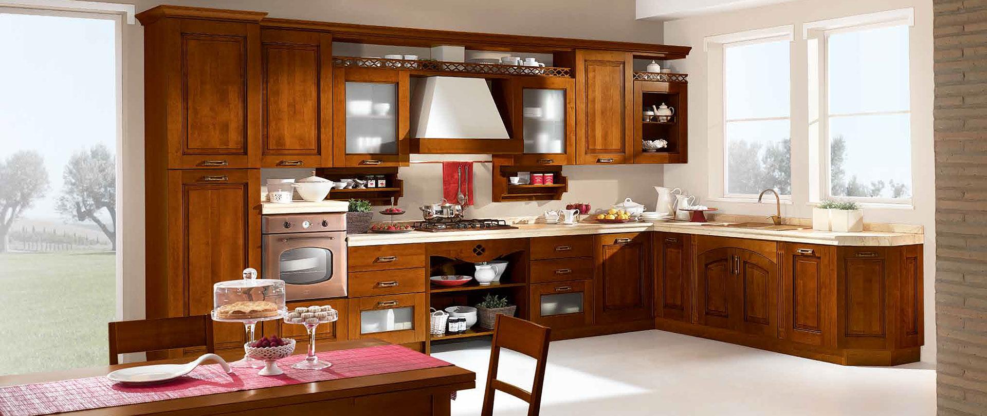 Cucina Classica Cagliari | Mod. Penny Mobilturi Arredi 2000 Cagliari
