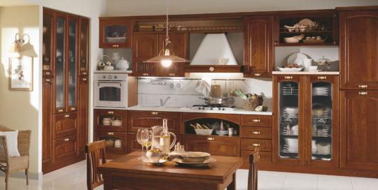 Cucina Classica Ciliegio Cagliari
