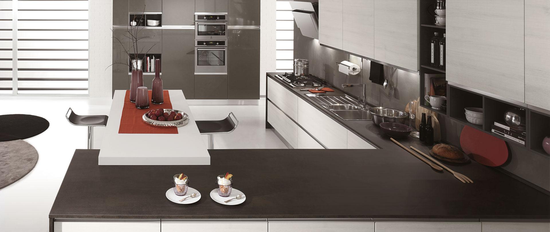 New Meg – Cucina Moderna Mobilturi