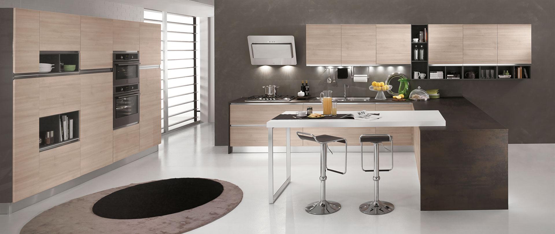 New Meg - Cucina Moderna Mobilturi - Arredi 2000