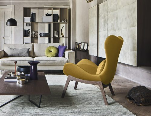 Lazy – Poltrone Lounge Calligaris