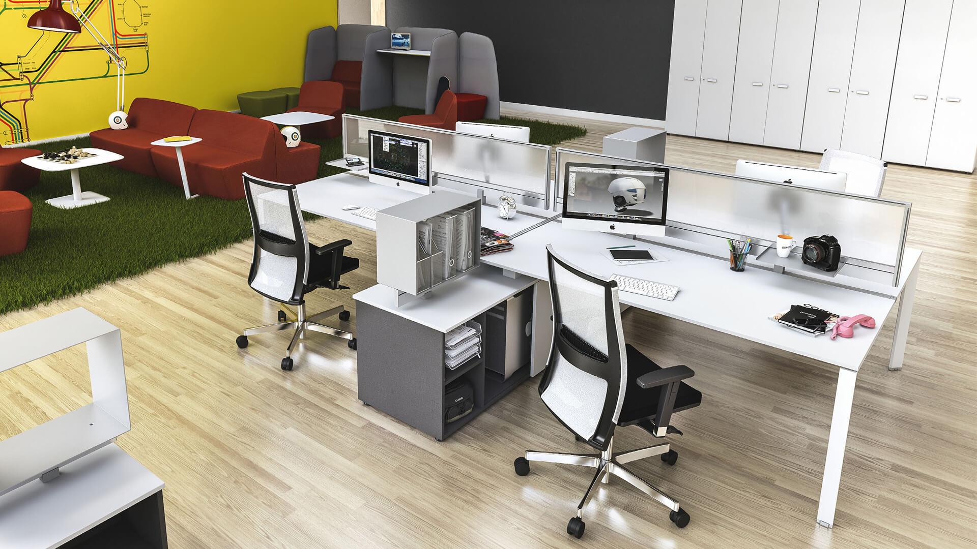 Come ottimizzare la postazione di lavoro for Arredamenti ufficio torino