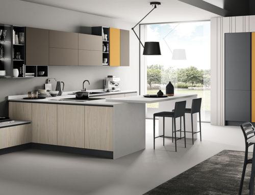 HILARY- Cucina Moderna Mobilturi