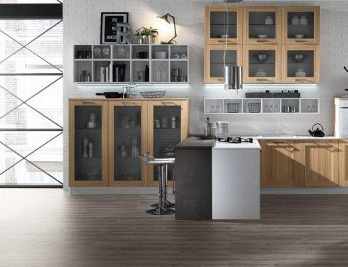 NEW EGO – Cucina Moderna Mobilturi